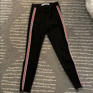 Zara Side Stripe Jeans